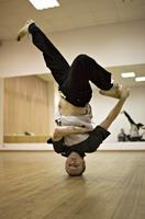Голова, фриз - Break Dance - Фотоальбомы - Freerun