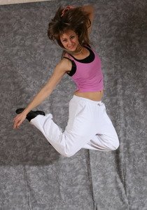 Козловская Мария, клубные танцы, пластика, растяжка, развитие тела