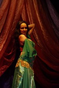 Искандерова Мария, танец живота