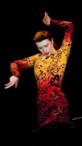 Карасева Светлана, фламенко