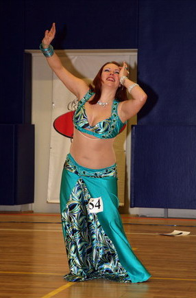 Долгих Анна, танец живота
