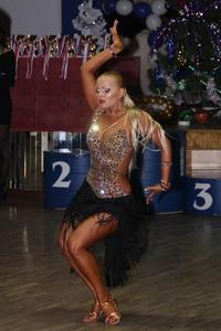 Семенова Дарина, бальные танцы