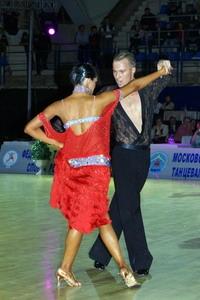 Аничхин Иван, Бальные танцы (стандарт + латина)