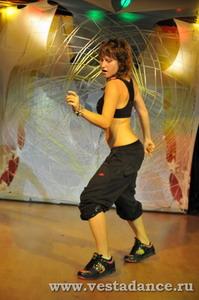 Никонова Ольга, Клубная латина: реггетон, сальса, бачата