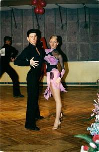 Латушкин Николай, хастл, бальные танцы (стандарт и латина), аргентинское танго