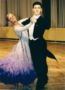 Латушкин Николай, бальные танцы (стандарт и латина)
