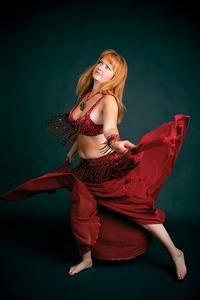 Михеева Мария, танец живота