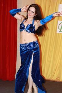 Габайдулина Ольга, танец живота