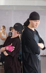 Волков Валерий и Кузнецова Елена, современные танцы