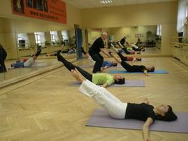 Абросимов Владимир, Пилатес (Pilates)