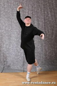 Абросимов Владимир, хореография, пилатес, стрип-пластика