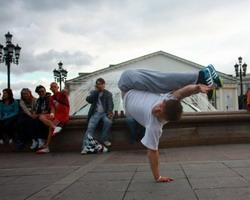 Аккаев Ислам, Break-dance