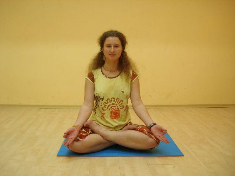 йога, Пономарева Юлия